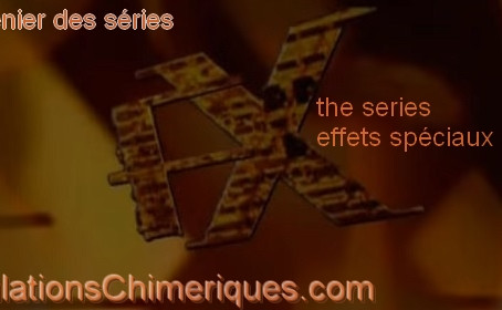 Retour sur la série FX Effets Spéciaux (1996-1998)