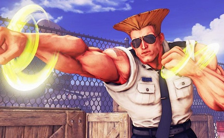 Street Fighter V : Le Colonel Guile à l'honneur