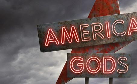 Une affiche et une date de diffusion pour American Gods