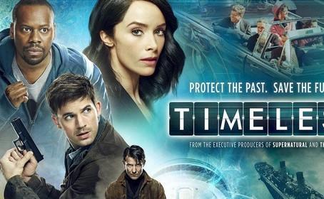 Une nouvelle vidéo promotionnelle pour Timeless