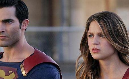 Envol de super héros dans la nouvelle vidéo de Supergirl s2