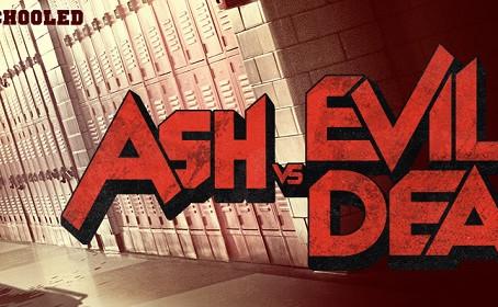 Un key-art dévoile la date de diffusion d'Ash vs Evil Dead saison 3