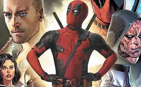 L'affiche inédite de Rob Liefeld pour Deadpool (SDCC 2016)