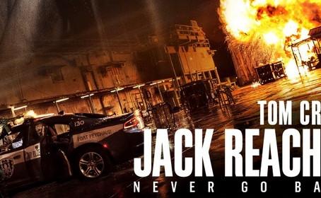 Une nouvelle affiche explosive pour Jack Reacher 2