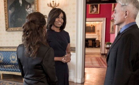 NCIS : Leroy Jethro Gibbs à la Maison Blanche