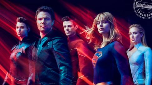[SDCC 2019] Les super héros de l'Arrowverse prennent la pose