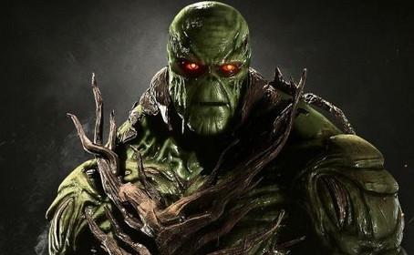 Deux minutes de gameplay confirment Swamp Thing dans Injustice 2