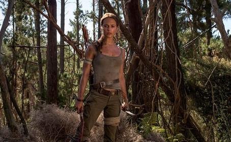 Premières photos officielles d'Alicia Vikander dans Tomb Raider
