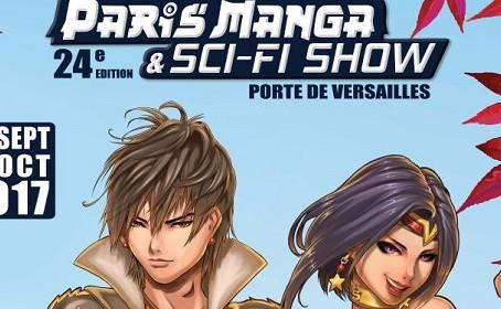 Petit retour sur la Paris Manga & Sci-Fi Show #24