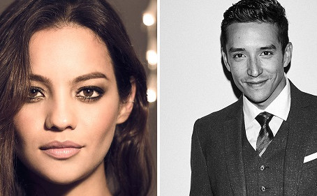 Natalia Reyes et Gabriel Luna stars de la prochaine trilogie Terminator