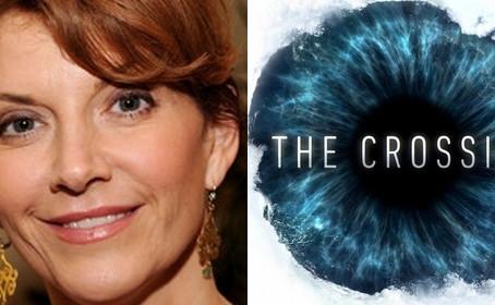 Un rôle récurrent d'importance pour Melinda McGraw dans The Crossing