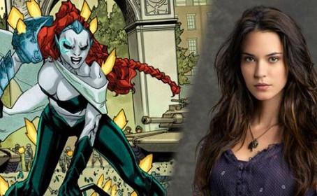 Odette Annable incarnera Reign dans la saison 3 de Supergirl