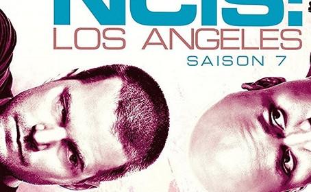 La saison 7 de la série NCIS Los Angeles en DVD le 2 mai 2017