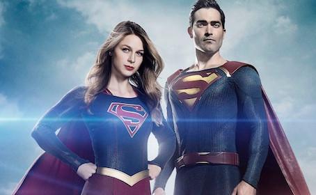 Première photo de Tyler Hoechlin dans le costume de Superman