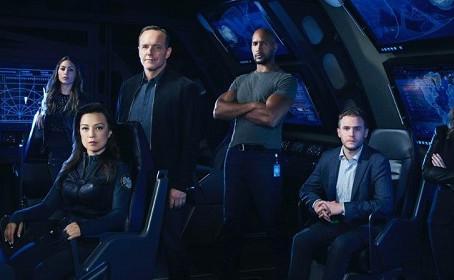 Les affiches personnages de la saison 4 d'Agents of S.H.I.E.L.D.