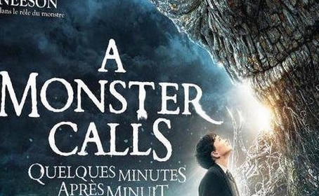 A Monster Calls - Quelques minutes après minuit en DVD/Blu-Ray le 9 mai 2017