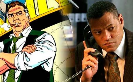 Perry White sera-t-il au générique de Justice League ?