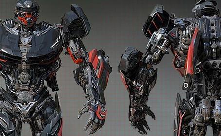 Michael Bay en dévoile plus des autobots de Transformers 5