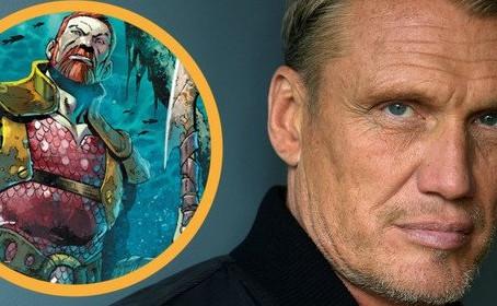 Dolph Lundgren rejoint la distribution du film Aquaman