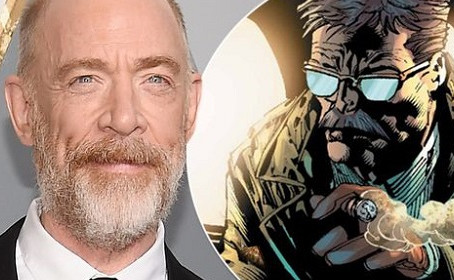 J.K. Simmons en dit un peu plus sur son rôle dans Justice League