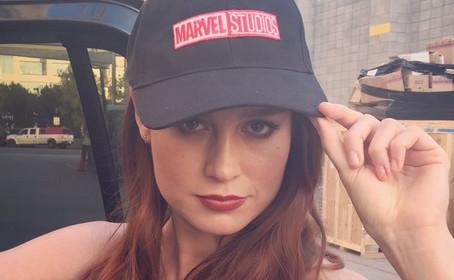 Brie Larson ressent la responsabilité d'incarner Captain Marvel