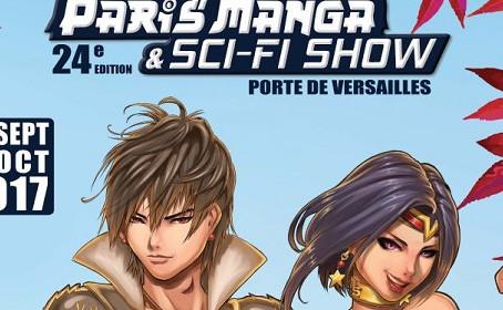 Les comédiens de doublage à l'honneur de la Paris Manga & Sci-Fi Show #24