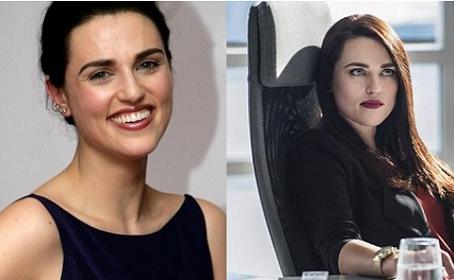 Katie McGrath promue pour la saison 3 de Supergirl !