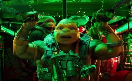 Teenage Mutant Ninja Turtles 2 : Une BA qui décoiffe