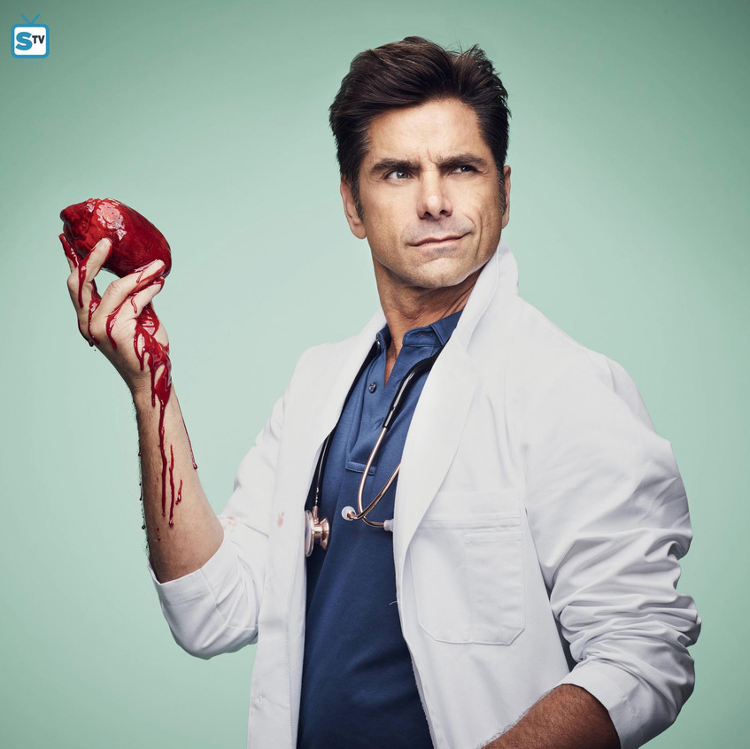scream queens affiches personnages 5