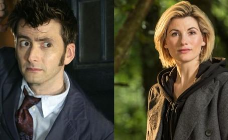 David Tennant commente l'arrivée de Jodie Whittaker dans Doctor Who