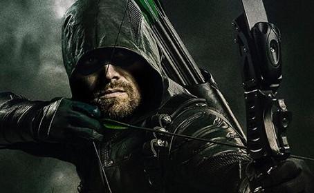 Un Arrow affûté sur l'affiche de la saison 6
