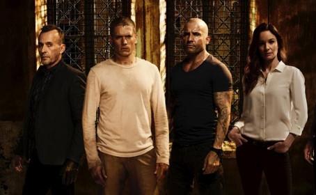 Prison Break revient ce soir sur l'antenne de la FOX !