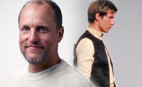 Woody Harrelson ne serait pas un mentor angélique pour Han Solo