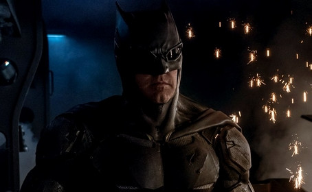 Un nouveau Batsuit tactique dans le film Justice League