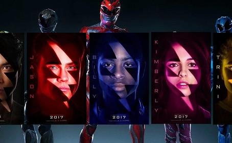 It's Morphin Time dans la nouvelle BA du film Power Rangers !!