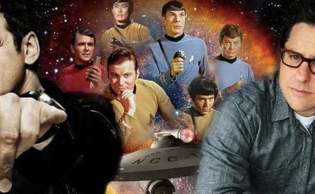 Quentin Tarantino et J.J. Abrams travaillent sur un film Star Trek !