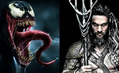 Le report d'Aquaman fait le bonheur de Venom
