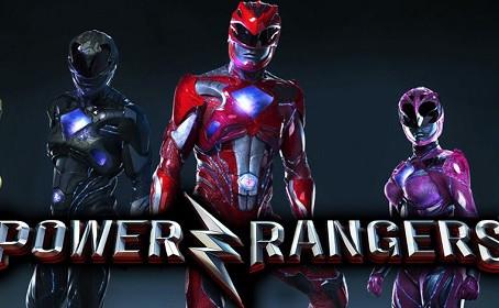 Des armures qui brillent et qui bougent pour les Power Rangers
