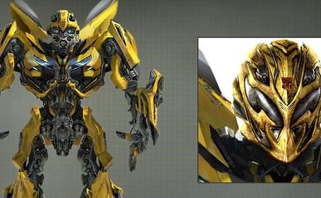 Découvrez les Bumblebee et Megatron de Transformers 5
