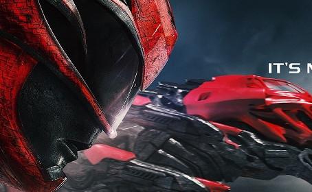 Les Power Rangers font la course avec leurs Zords