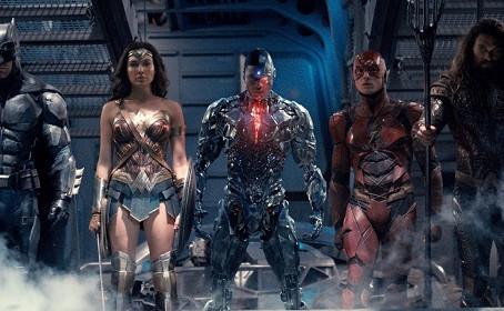 La Justice League prête à en découdre sur cette image promotionnelle