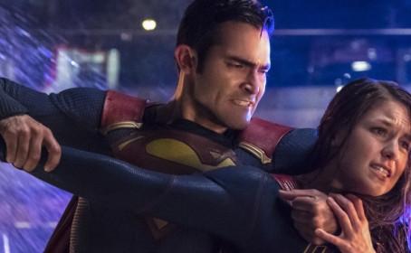 Le final de la saison 2 de Supergirl s'annonce dantesque