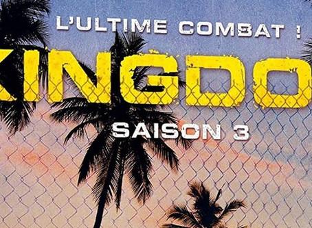Kingdom saison 3 - En édition 3 DVD le 25 juillet 2018