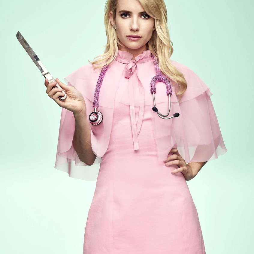 scream queens affiches personnages 9