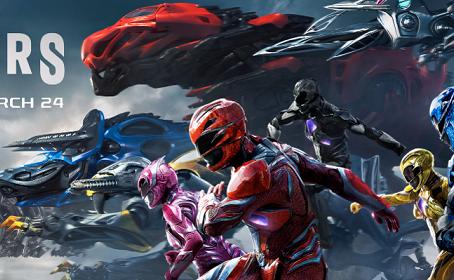 Lionsgate dégaine une superbe affiche de ses Power Rangers