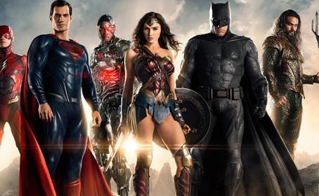 Wayne et Prince assemblent la Justice League (SDCC 2016)