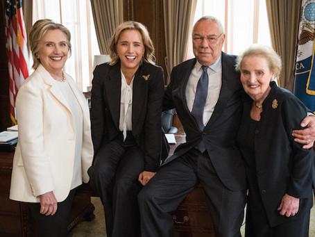 Trois anciens secrétaires d'État au générique de Madam Secretary
