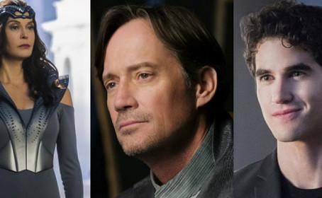 Teri Hatcher, Kevin Sorbo et Darren Criss débarquent dans Supergirl