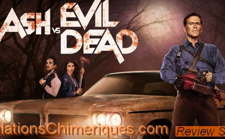 Review de l'épisode 2x01 d'Ash vs Evil Dead
