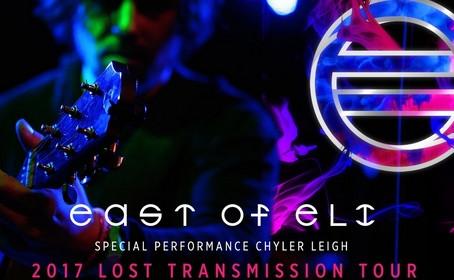 On sait où aura lieu le concert d'East of Eli le 4 juin 2017 !